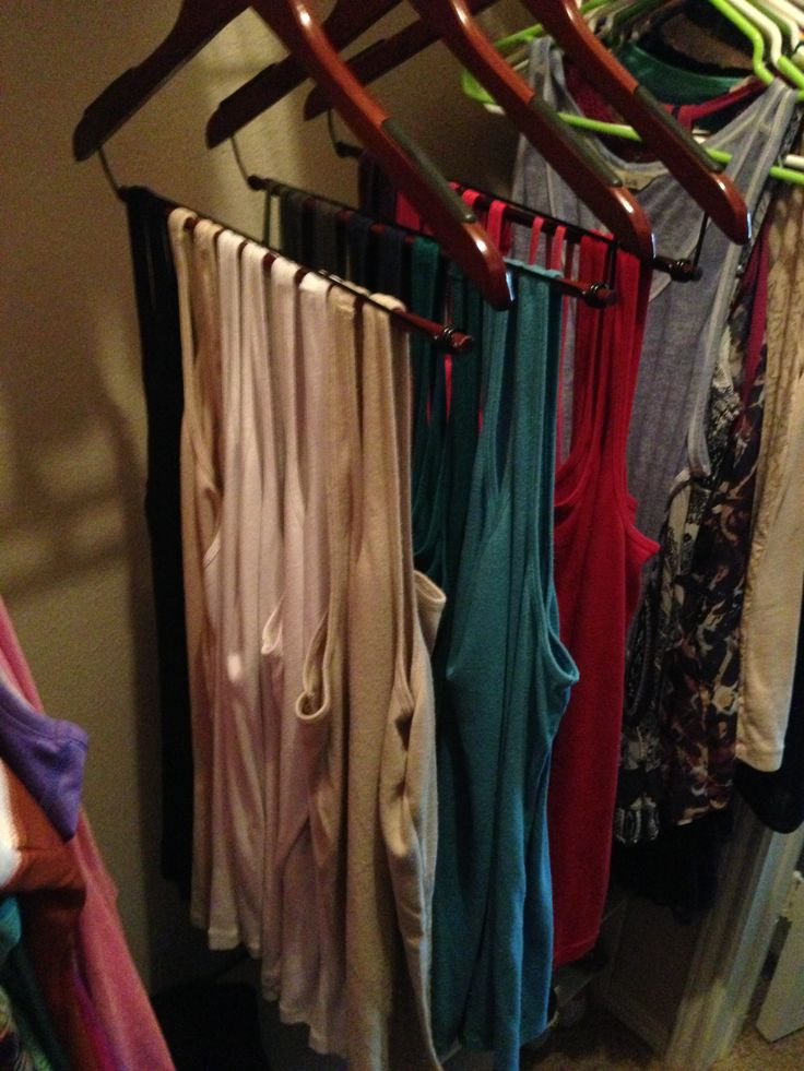 How To Organize Your Closet Space Saving