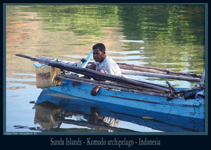 Komodo archipelago to Indonesia  © stéphane clément, 2011