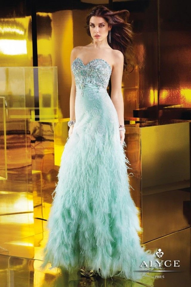 Claudine for ALYCE Paris | 2013 fall dress collection
