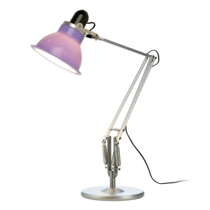 lampe type 228 lilac anglepoise luminaires pinterest lilacs. Black Bedroom Furniture Sets. Home Design Ideas
