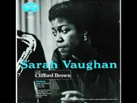 March 27: World Theatre Day. Birthday of Louis XVII of France; Nathan Fillion, actor; Sarah Vaughan (featured); and Mariah Carey.