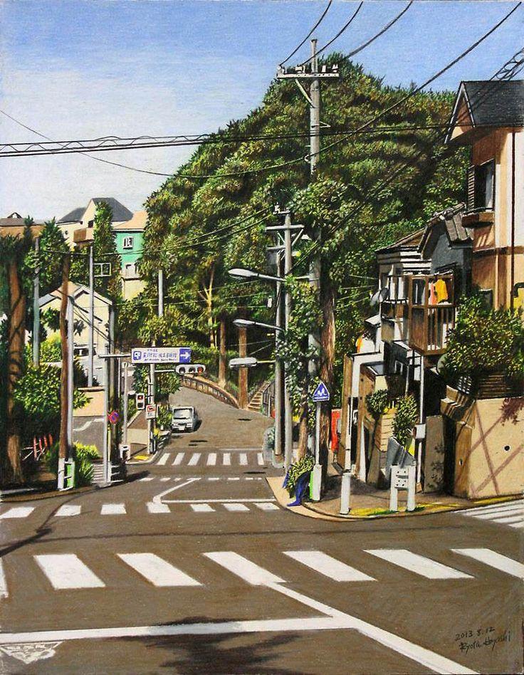 【画像】海外でも大絶賛!日本人のリアル色鉛筆アートがどこまでも奥ゆかしい