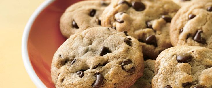 Lots of hands will reach for the cookie jar when these favorites are inside! Keep it filled with ease, since this recipe makes a bunch.