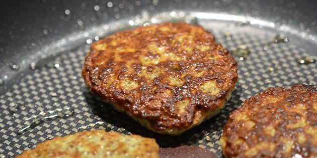 Klatkager af chiagrød