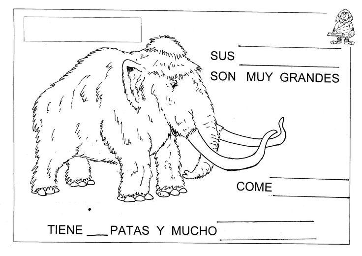 El Monstruito en Monteagudo: Proyecto: La Prehistoria.