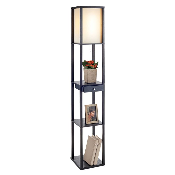1000 images about business on pinterest sole for Multi shelf floor lamp