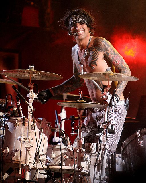 Tommy Lee Motley Crue |