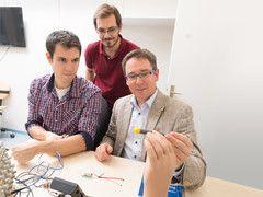 TU Wien, MedUni und Otto Bock arbeiten an bionischen Armen.