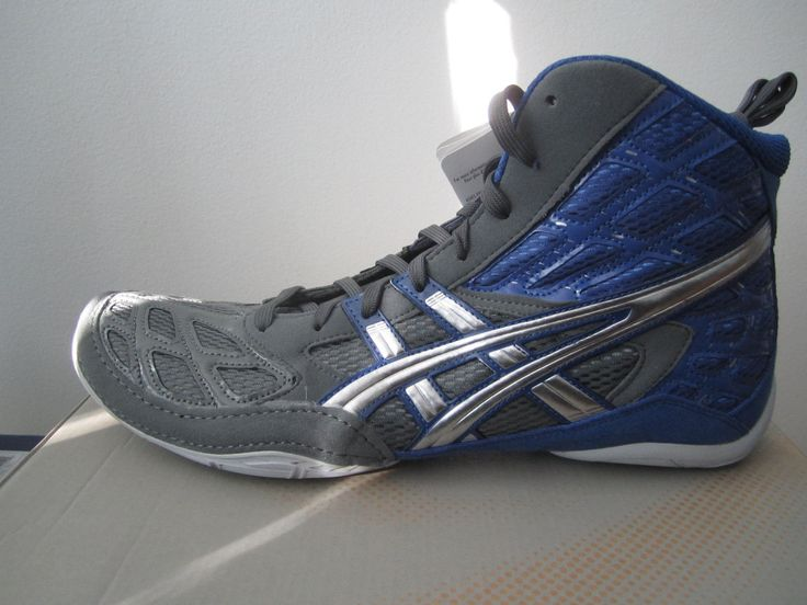 New Mens Asics Split Second 9 Wrestling Shoes Sneakers Limited Sizes GB |  eBay