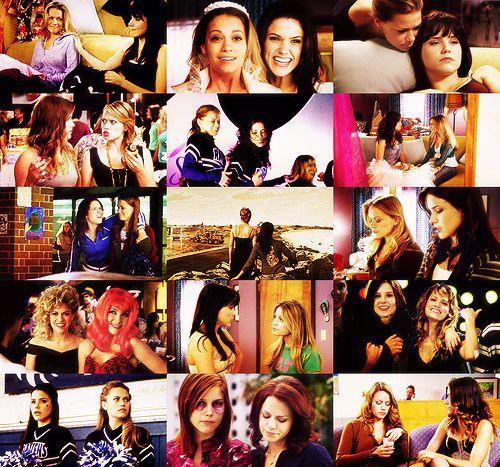 Haley and Brooke!