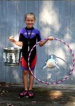 Delfin Trainer Kostüm selber machen | Kostüm Idee zu Karneval, Halloween & Fasching