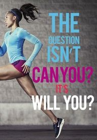 This applies to all aspects of your life, not just sports. What could you accomplish if you tried?