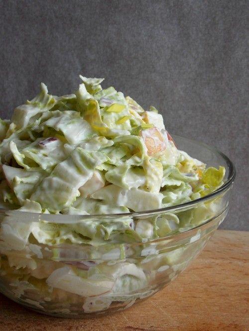 Őszi saláta