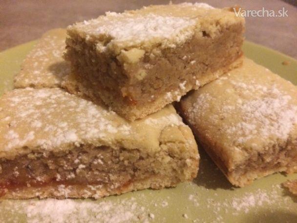 Ťahanovský orechový koláč
