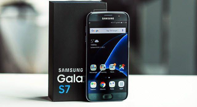 Android 7.x Nougat llega al Samsung Galaxy S7 y S7 Edge el 17 de Enero