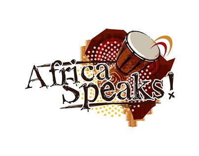 """Check out new work on my @Behance portfolio: """"Africa Speaks Logo Development and Poster Illustration"""" http://be.net/gallery/53823143/Africa-Speaks-Logo-Development-and-Poster-Illustration"""