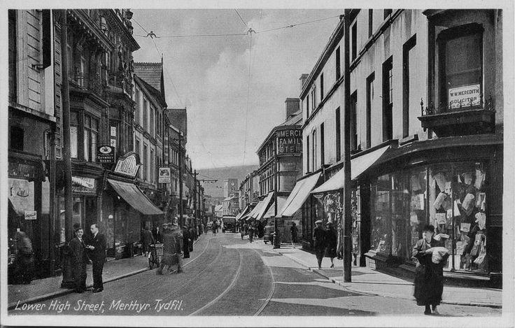 Merthyr Tydfil, Wales