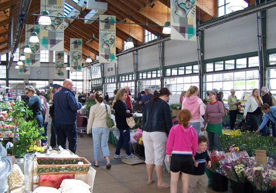 St. Catharines Farmer's Market