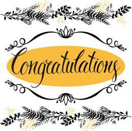 Congratulations Letter on Achievement