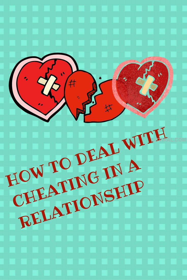How To Deal With Cheating In A Relationship | LitViral.com
