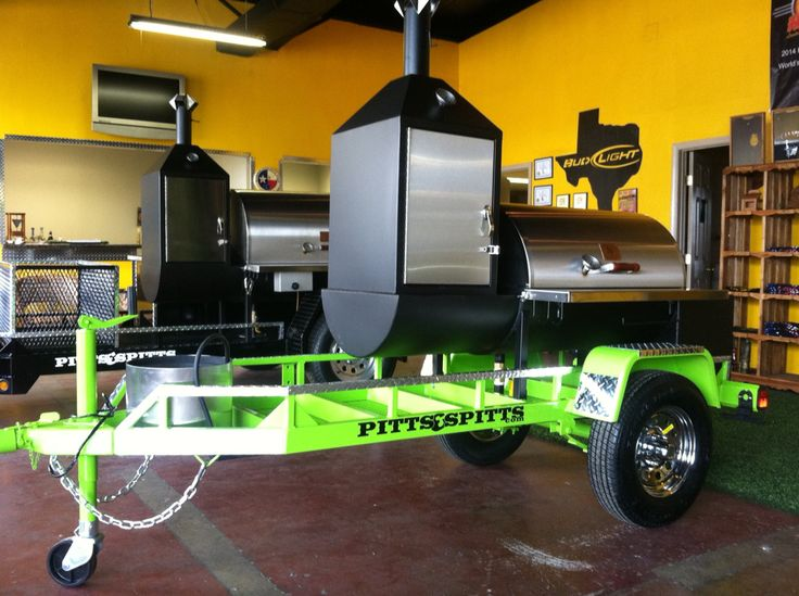 Pitts And Spitts The Ultimate Bbq Pit Builders Grills