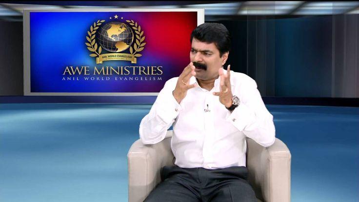 Bro. Anil Kumar - TV Message - 29 Dec 2015