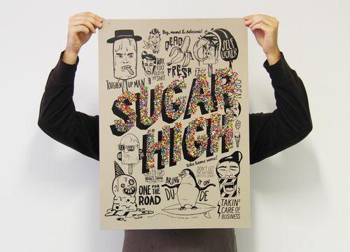Sugar High Open via @thedieline