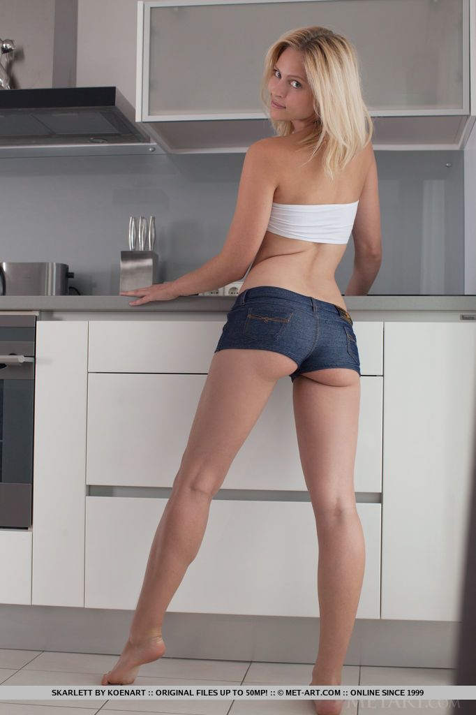 Sexy movies of girls in the kitchen — img 3