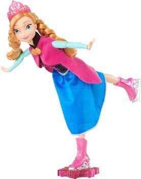 Mattel Disney Princesses - Anna danza sul ghiaccio Bambola fashion: confronta i prezzi e compara le offerte su idealo.it
