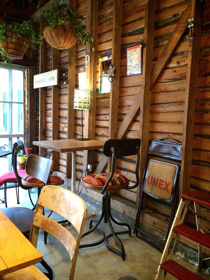 Iriya Plus Cafe, Custom Warehouse, in Tawaramachi.