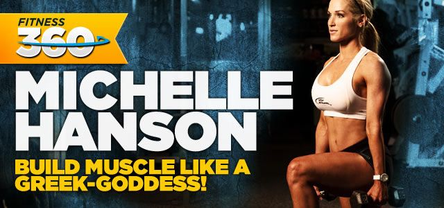 Michelle Hanson Muscle Building Program