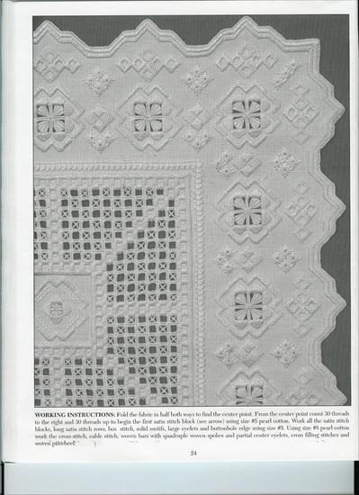Hardanger. See http://media-cache-ec0.pinimg.com/736x/a7/7d/e3/a77de3d5497b8eb39ba8f9021e86dc13.jpg for diagram