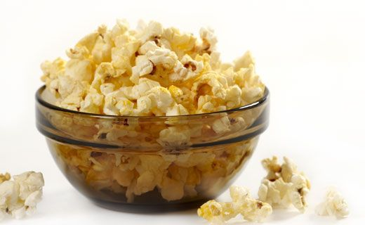 Use your epicure steamer to make microwave popcorn!