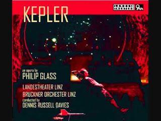 """La revolución será una fiesta o no será: Philip Glass """"Kepler - Act I - VI. Gryphius 2"""""""