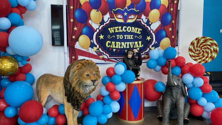 Amazon carnival theme decorations carnival themes