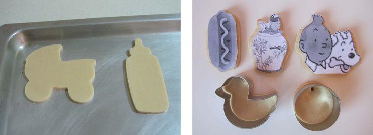 Postreadicción galletas decoradas, cupcakes y cakepops: Masa para galletas decoradas