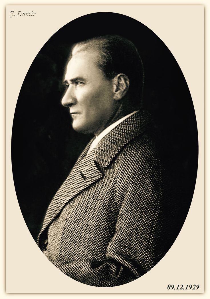 Atatürk 09.12.1929
