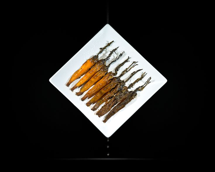 PROJECTS One Third | Carrots | Klaus Pichler