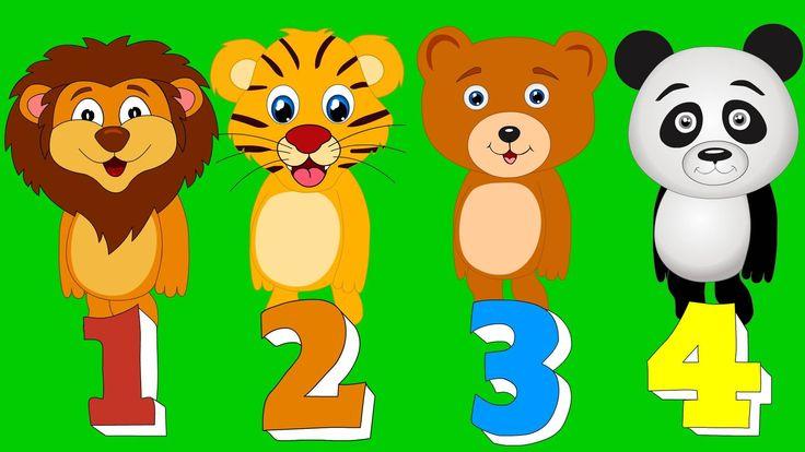 Çocuklar için özel olarak hazırladığımız sayılar şarkımız. Okul öncesi çocuklar ve bebekler bu şarkımızla birlikte hem sayıları öğreniyor hemde hayvanları tanıyorlar.