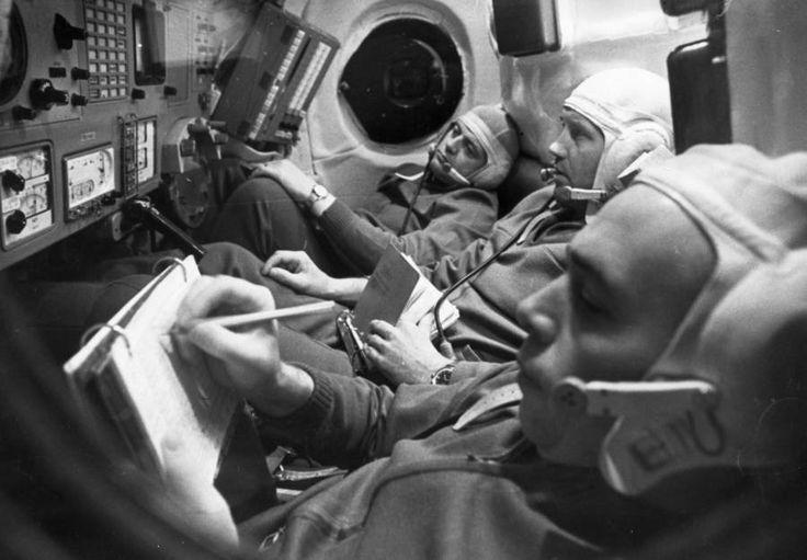 Soyuz 11 Cosmonauts