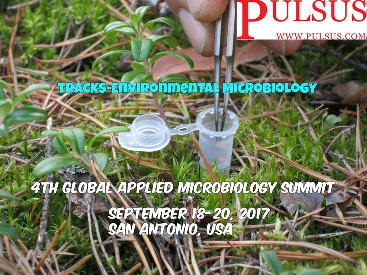 Microorganisms are ubiquitous. They chemically interact with their #environment to create an #oxidizing atmosphere on the planet. Various chemical interactions are crucial with respect to the #biogeochemical cycle which supports various foundation of life on our planet. Microorganisms are nowadays used as #bio-tools to remove organic matter in the wastewater, make #composters, doing #landfills.