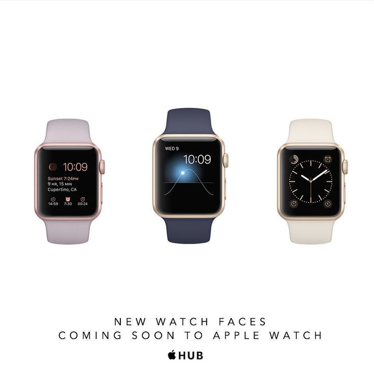 New watch faces for the Apple Watch could be coming soon. The new watch faces could debut at the upcoming Apple March event. #Apple #AppleWatch #AppleEvent #AppleNews #AppleHub by theapplehub