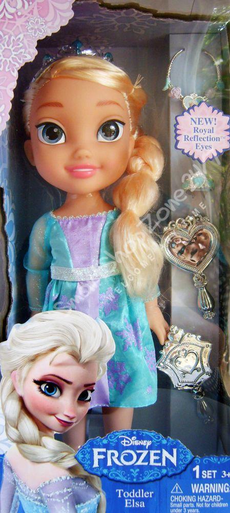 #DISNEY Frozen ElsaToddler Doll NEW $47.99
