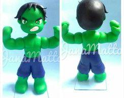 Bonequinho Hulk