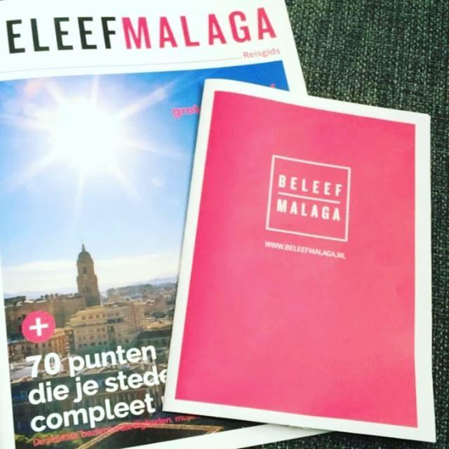 Zo raak je nooit de weg kwijt in Málaga  én hoef je niks te missen van deze leuke stad. Zie link bio.