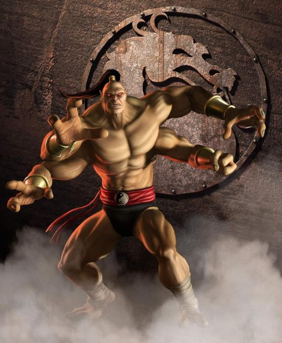 Goro Mortal Kombat: Deception picture | Fighting Connection