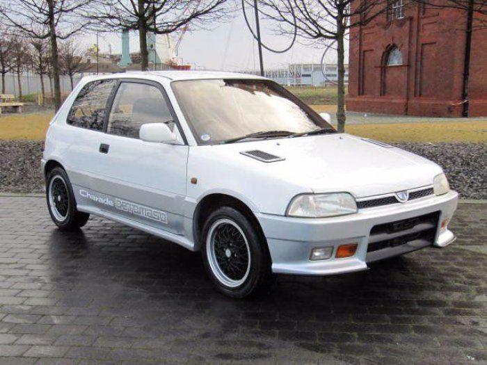 Daihatsu Charade 1.6 CHARADE GTi DE TOMASO G201S Hatchback Petrol White