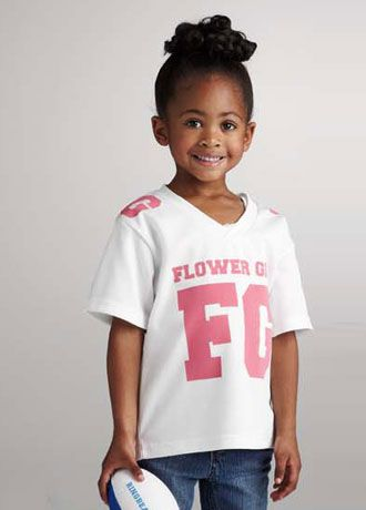 For Kaelyn: David Bridal, Girls Jersey, Pink Flowers, Davids Bridal, Flowers Girls Shirts, Flowers Girls Gifts, Girls Athletic, Flower Girls, 25 00 David