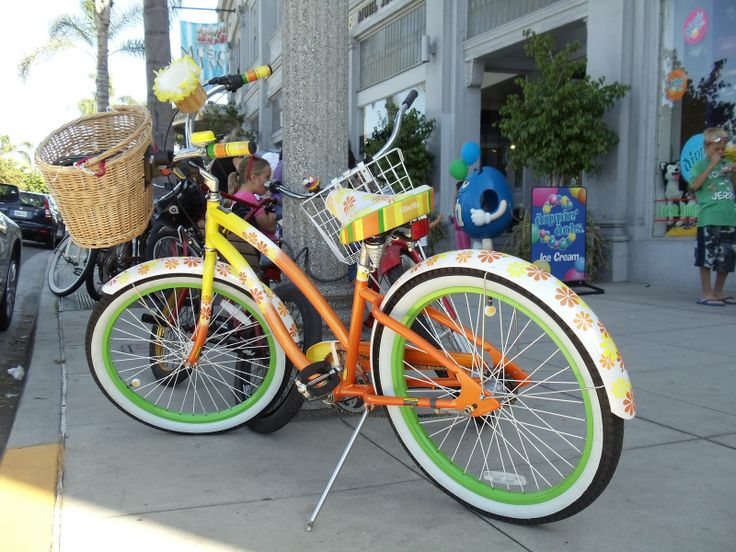 Flower Power  Happy Bikes  Pinterest  Parks Colors And The O39jays