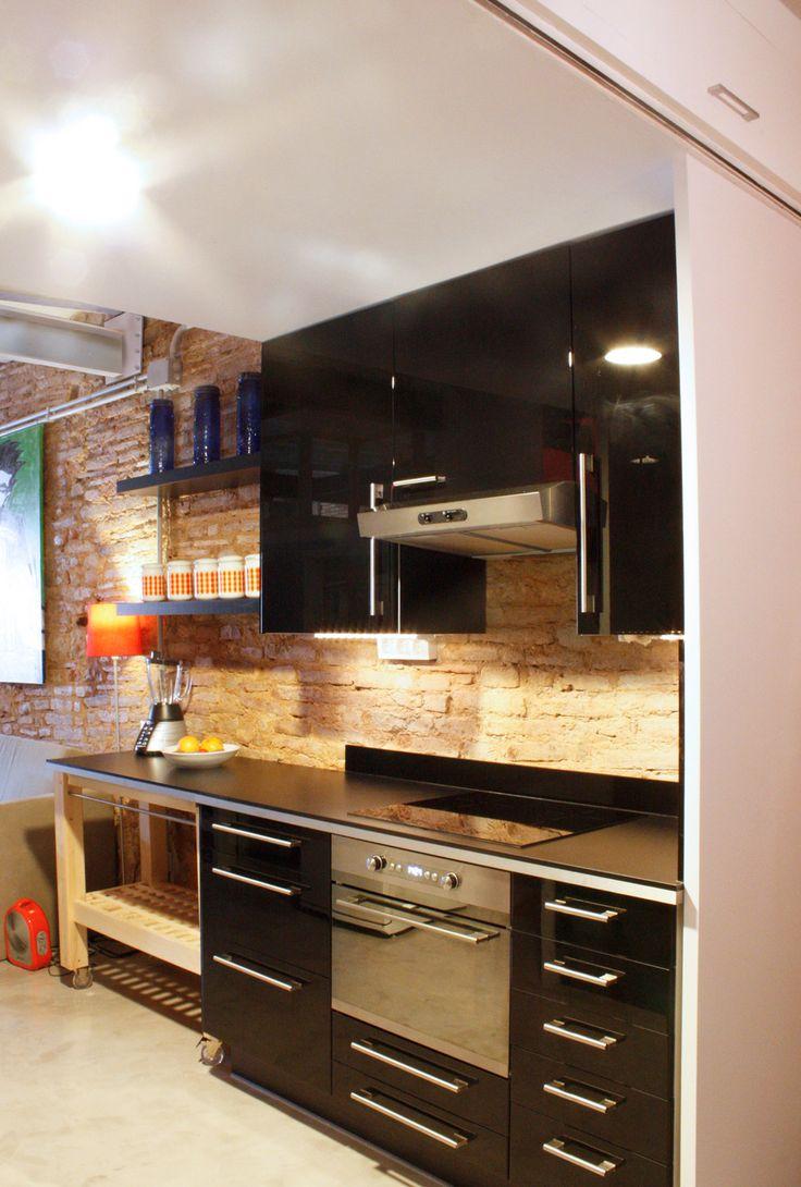 ideas de decoracion de cocina estilo diseado por labuenavida arquitecto con